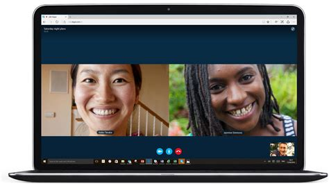 video call layout new seamless skype video calling on microsoft edge