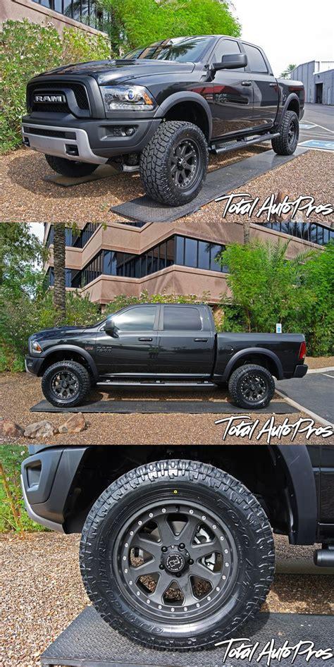 dodge ram rebel bds  lift kit  black rhino imperial wheels xr toyo
