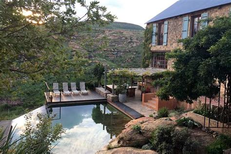 Cottage Accommodation Ridge Rd Country House Clarens Accommodation Clarens