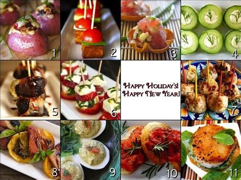 christmas eve food casual hors d oeuvre recipes 2013 weekend recipes