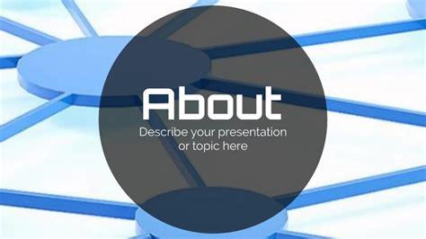 Blockchain Network Presentation Template Prezibase Blockchain Ppt Template