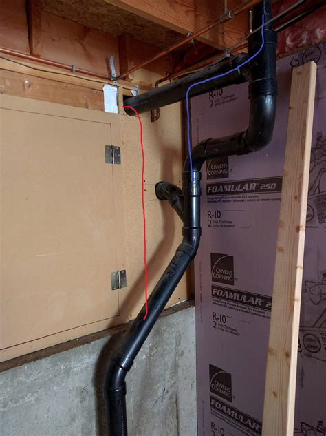 Reroute Plumbing by Plumbing Can I Reroute These Drain Lines To Make This