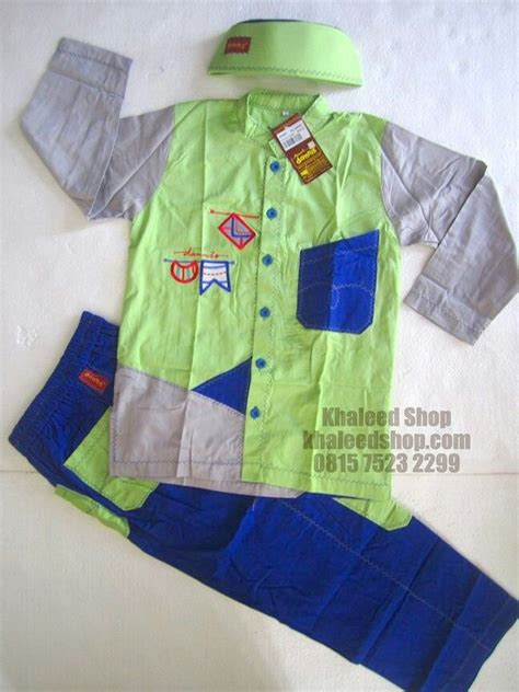 Baju Imlek Anak Cowo baju muslim anak cowok l9k3 size 9 anak cowok untuk usia 9 10 tahun idr 249 000 10 gt gt idr