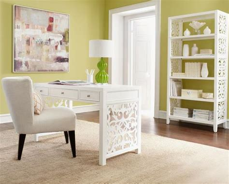 home office decorating ideas for women feminine style home office decor decorazilla design blog