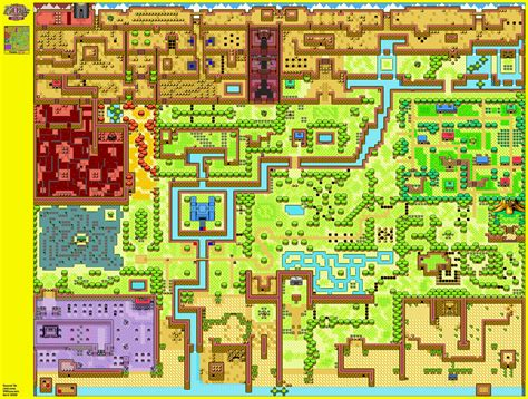 legend of zelda rom map show posts redlandsman87