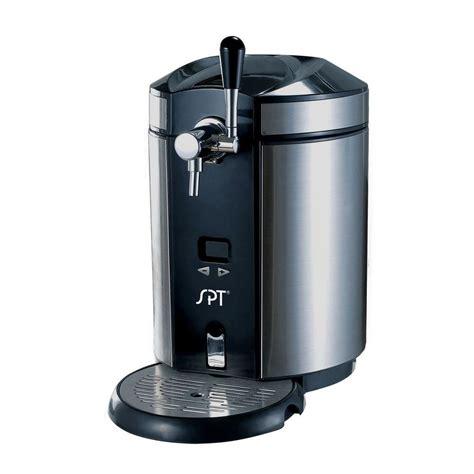 Dispenser Mini Spt 5 L Keg Mini Dispenser With Co2 Cartridge Pressure System Bd 0538 The Home Depot