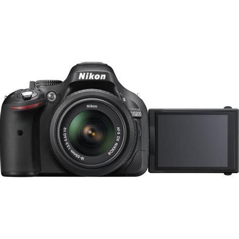 Lcd Lcd Nikon D5200 nikon d5200 dslr with 18 105mm lens kit time in stock at b h photo