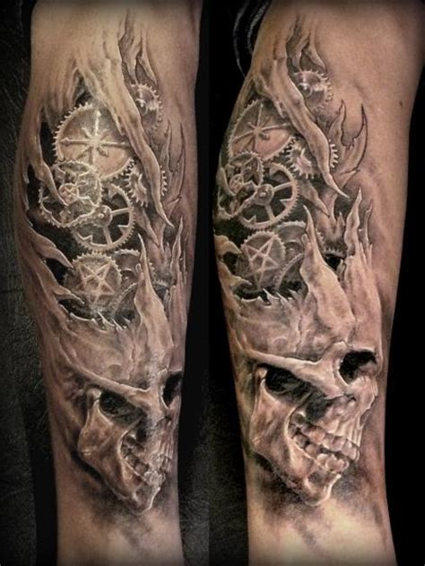 black and grey harley tattoos style de tatouage les styles de tattoo tribal old