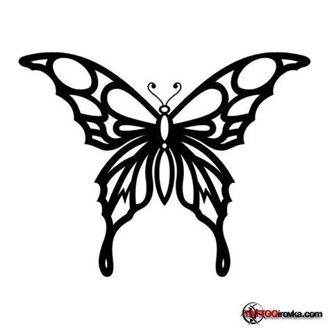 tribal butterfly tattoo images tribal butterfly tattoos images line drawings