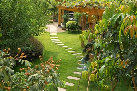 design garden a simple stepping stone path an easy diy project the