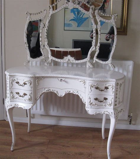 Retro Vanity Table Antiques Atlas Louis Dressing Table