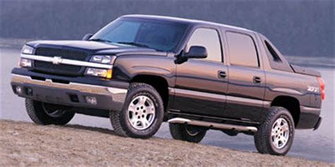 2005 chevrolet avalanche (chevy) page 1 review the car