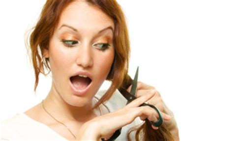 how to cut your own trendy hairstyle how to cut your own hair women hairstyles makeup trends