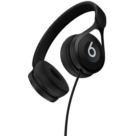 Headset Earphone Beats With Mic beats by dr dre ep on ear sound isolating headphones with mic black on ear headphones