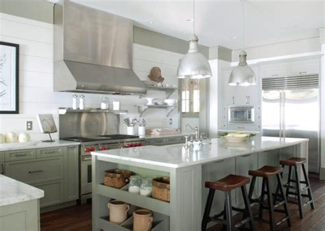 green kitchen island one room three ways kitchen way 2 the lettered cottage