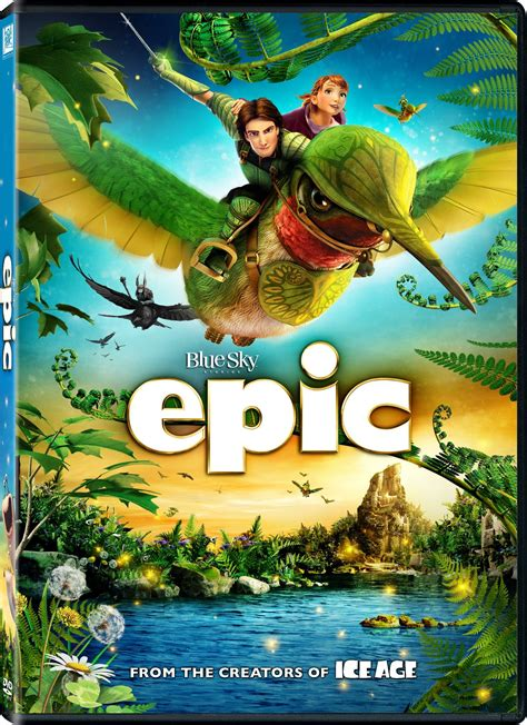 film epic check out the dvd for epic what s wrong with this