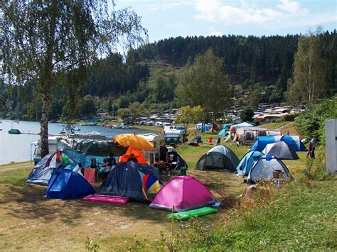 camping  wasser thueringer waldcom