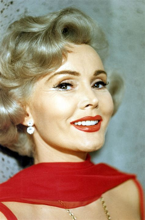 zsa zsa picture of zsa zsa gabor