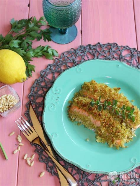 come cucinare un filetto di salmone filetto di salmone al forno ricettedalmondo it