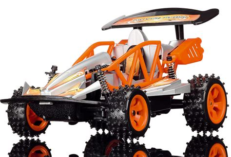 Dickie Toys Fighter dickie rc buggy fighter spielzeug auto funk orange ebay