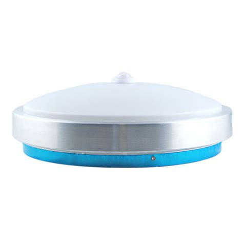 oem bright 12w led pir sensor infrared ceiling light