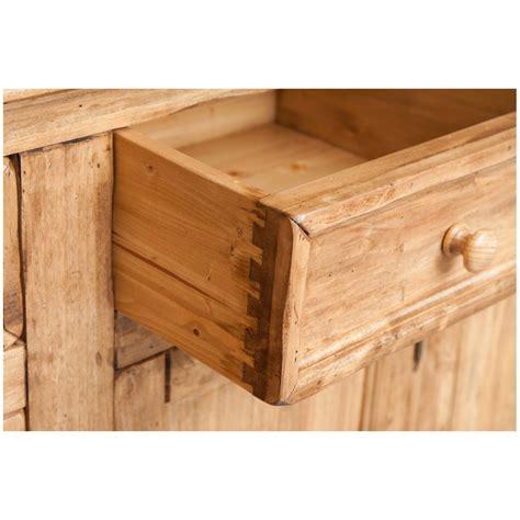 credenze legno massello credenza in legno massello
