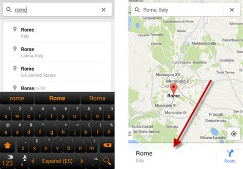 Find By Name And Location How To Use Maps Offline On Android