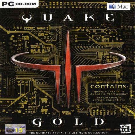 3 Cd Goldenik quake 3 gold free