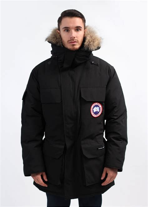 mens c 1 canada goose expedition parka black