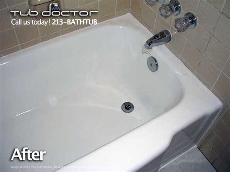bathtub refinishing orange county before after gallery tub reglazing bathtub refinishing