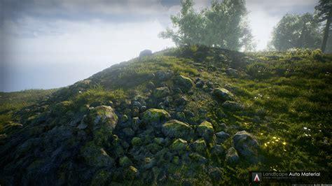 forest render forest render engine 4 forest collection pack