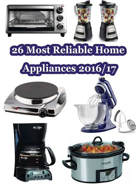 most reliable kitchen appliances 26 cheap best budget smart kitchen appliances 2017 18 uk usa