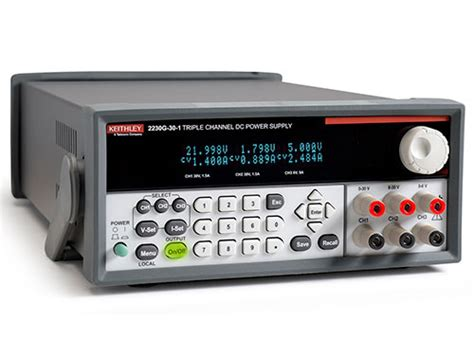 high voltage power supply for electrospinning keithley 2220 2230 2231 output dc power supply