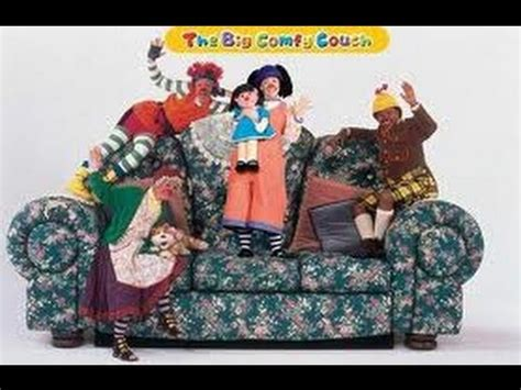big comfy couch theme song big comfy couch music profile clowntown us bandmine com