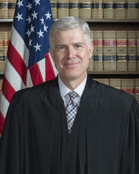 2016 term United States Supreme Court opinions of Neil ... Judge Neil Gorsuch