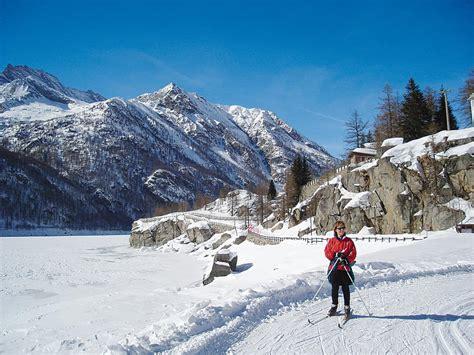 ufficio turismo cogne sci di fondo la fiabesca valnontey trekking it