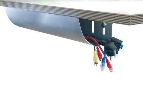 kabelwanne schreibtisch kabelmanagement f 252 r b 252 rom 246 bel kabelwannen und