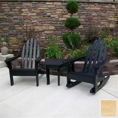 shop prairie leisure design 3 wood patio