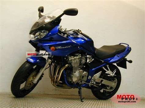 Suzuki 600 Bandit Specs Suzuki Gsf 600 S Bandit 2002 Specs And Photos
