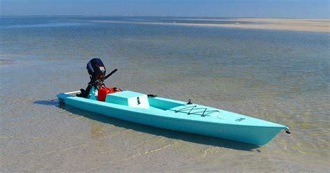 skiff hook solo skiff fishing boat insidehook