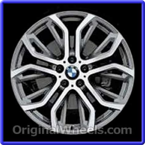 oem 2011 bmw x6 rims used factory wheels from