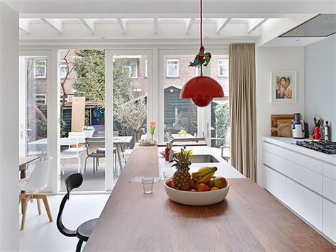 new home interior design kitchen extensions house extension by bloem en lemstra architects