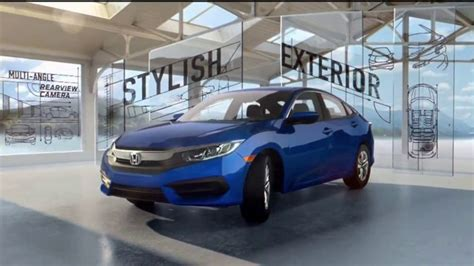 honda civic commercial 2017 honda civic lx tv commercial discover all the