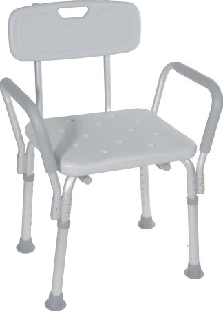 drive shower chair with back buy driver 12445kd 2 shower chair with back and removable