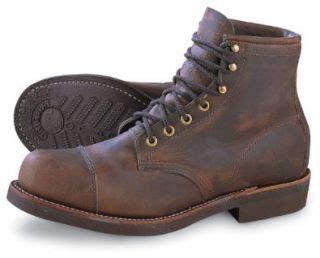 1961 endicott johnson cap toe ankel boots new vintage