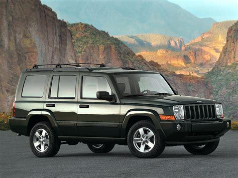2005 Jeep Grand Reliability 2006 10 Jeep Commander Sport Xk 2005 10