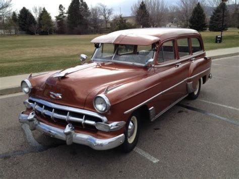 sell   chevrolet bel air base sedan  door   american fork utah united states