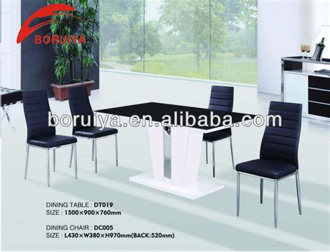cheap design modern dining tables mdf dining table buy