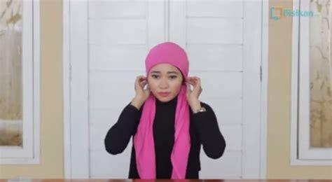 tutorial hijab turban utk pesta turban hijab tutorial untuk pesta