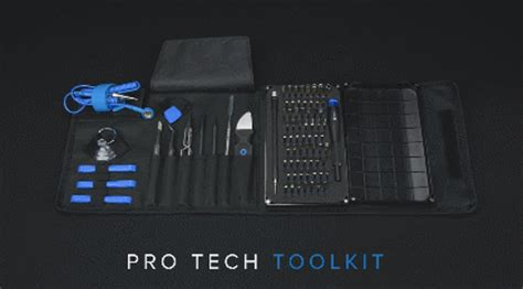 Ifixit Isesamo Isesame Portable Metal Spudger Opening Tool ifixit pro tech toolkit connected crib